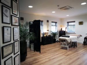 The Mitchell Hill Clinic Treatment Room